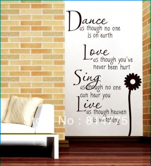 Home-Decor-New-Arrival-Words-Sayings-Quotes-Characters-Wall-Sticker ...