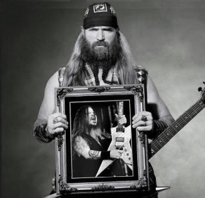 ZAKK WYLDE: Guitarrista do Pantera?