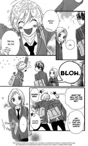 Shoujo Manga Pages