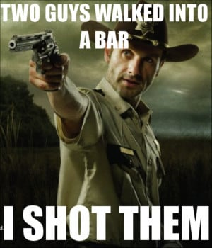 34 Hilarious 'Walking Dead' Memes from Season 2