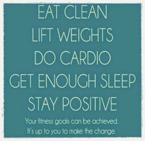 means to be healthy to inspire you and act as fuel for your personal ...
