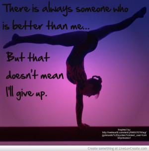 famous gymnastics quotes