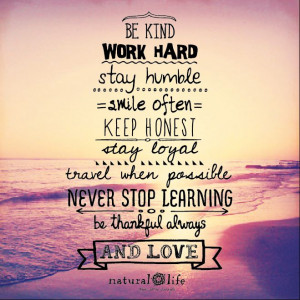 ... always. & love: Being Kindness, Inspirational Quote, Life Quotes, Word
