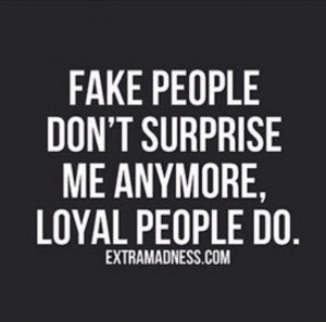 quotes about fake people facebook