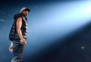Evan Agostini / Invision / AP Jay-Z at the Barclays Center