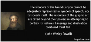 More John Wesley Powell Quotes