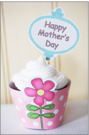 cupcake poems for mothers day