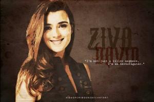 NCIS Character Quotes- Ziva