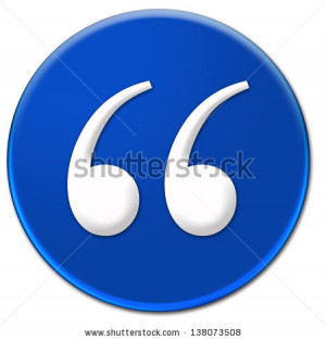 ... type glassy blue button isolated over white background - stock photo