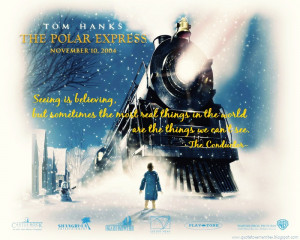 Polar Express Bell Quote