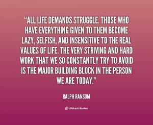 Life Struggles Quotes Life struggling quotes and