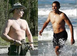 Who's the cooler president Barack Obama vs Vladimir Putin?