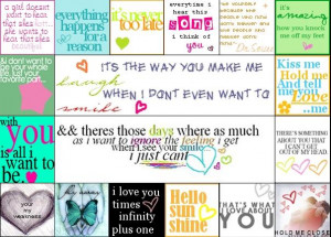 Pictures Gallery of love quotes for myspace