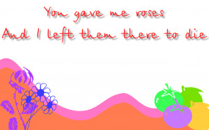Quotes In Text Image: Back To December - Taylor Swift Song Quote