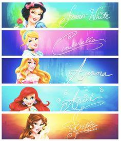 Disney princesses More