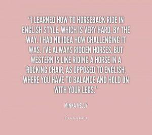 Horse Riding Quotes Preview quote