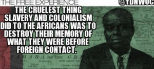 Quote by Dr John Henrik Clarke , Pan-Africanist American writer ...