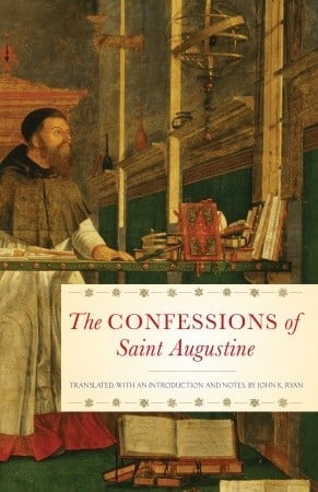"""Start by marking """"Confessions of Saint Augustine"""" as Want to Read:"""