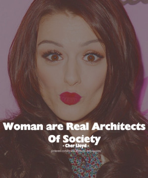woman cher lloyd # quotes