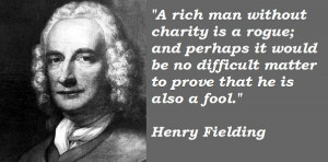 Henry fielding famous quotes 2