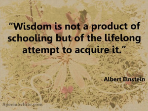 Albert einstein, quotes, sayings, wisdom, meaning