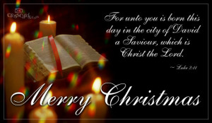 Merry Christmas Christian Quotes