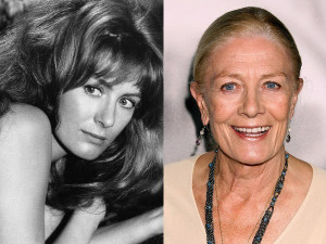 vanessa redgrave when she was young