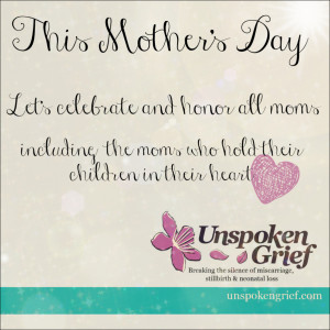 This Mother's Day We Honor All Moms
