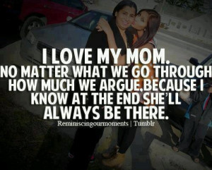Love mom quotes and sayings cute relationships