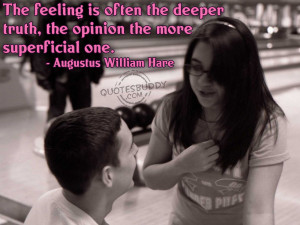 Feelings And Emotions Quotes HD Wallpaper