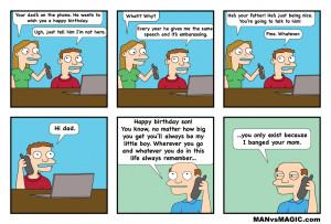 Random Web Comics