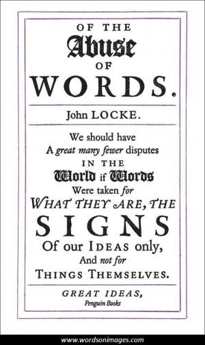 John locke famous quotes