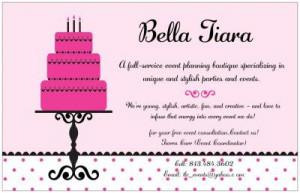 Bella Tiara Events