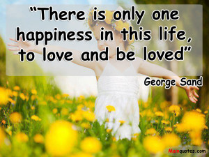 There Only One Happiness. Deceased Loved Ones Birthday Quotes. View ...