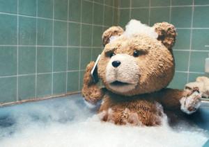 quando ho visto Ted ne voglio uno anche io da coccolare, perché Ted ...