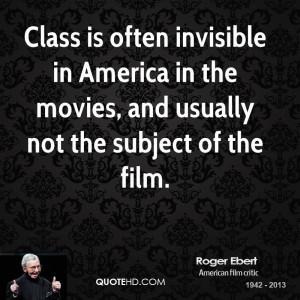 Roger Ebert Movies Quotes
