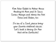 Baby Shower Wishing Well Sayings | baby shower poems invitation cards ...