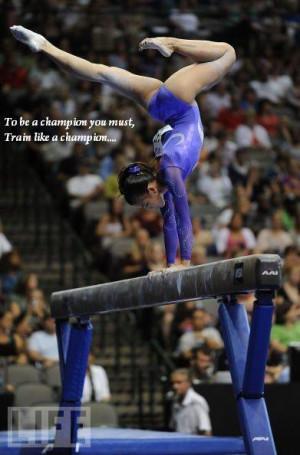 Gymnastics Beam Quotes http://pinterest.com/pin/186055028326026366/