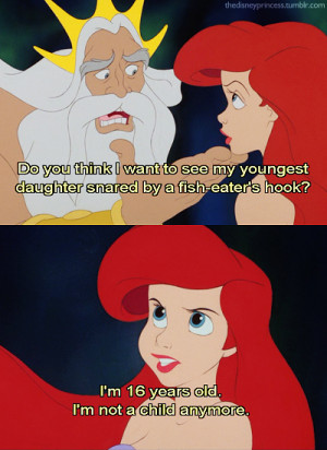 the little mermaid the little mermaid quotes the little mermaid quotes ...