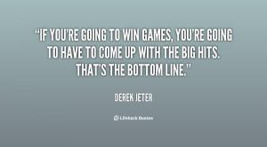 Derek Jeter Quotes