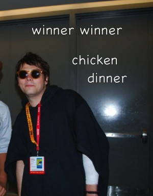 Another Gerard Way Quotes...