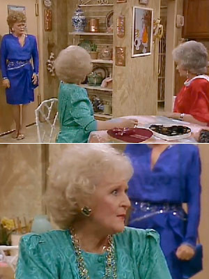 The Golden Girls, Bea Arthur, ... | Season 4, episode 15: ''Valentine ...