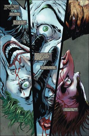 The Joker Quotes Comics