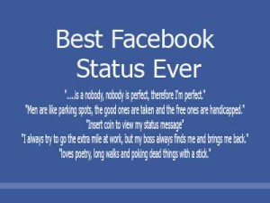 Crazy Facebook Status – Facebook Picture Quotes – Facebook Quotes
