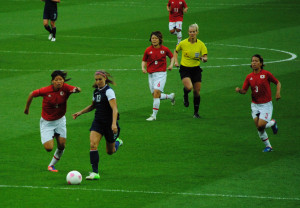 Womens Soccer USA vs Japan (1) Female Soccer Quotes
