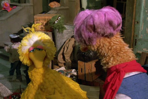 You Are Big Bird?