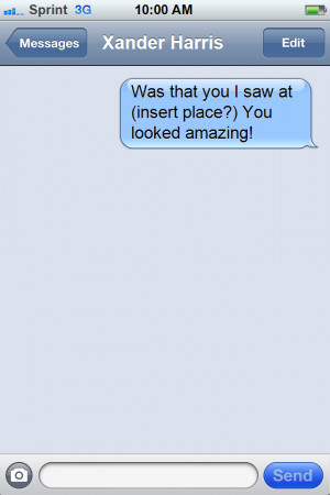 Using Text Messages To Get Your Ex Boyfriend Back