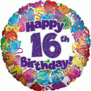 ... our friend Happy is turning 16 let's wish him a happy birthday