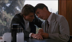 Rain Man Dustin Hoffman Quotes Quote 75: rain man