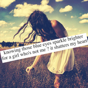 Quotes About Blue Eyed People